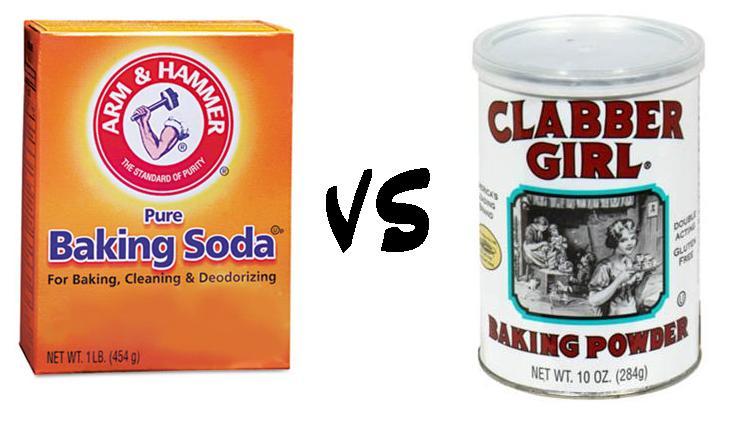 Culinary Lesson 2 Baking Soda Vs Baking Powder