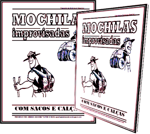 MOCHILAS IMPROVISADAS