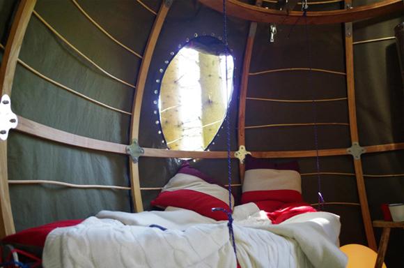 Source designboom & Luminair Tree Tent | The Collective Loop