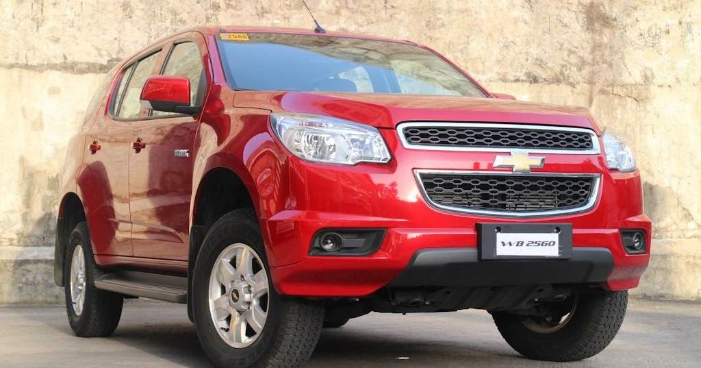 review 2014 chevrolet trailblazer 2 8 4x2 a t carguide ph. Cars Review. Best American Auto & Cars Review