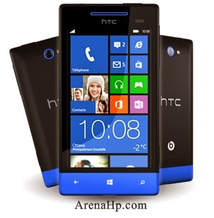 Harga dan Spesifikasi HTC Windows Phone 8S