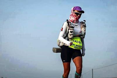 Isis Breiter, Ultramaratonista