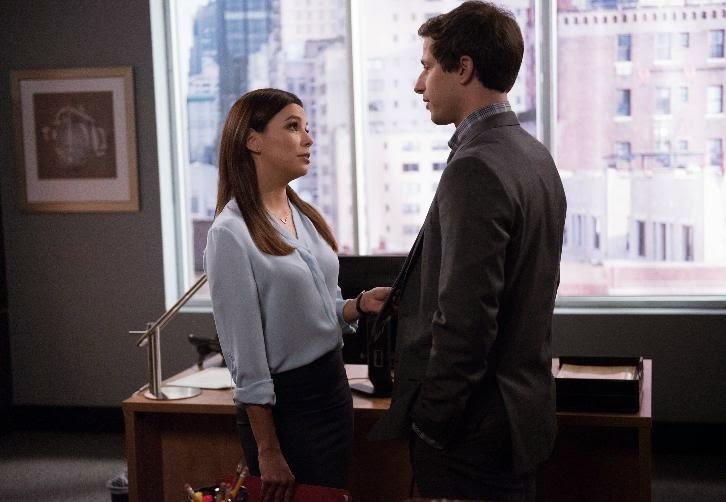 Brooklyn Nine-Nine - Episode 2.06 - Jake and Sophia - Promotional Photos