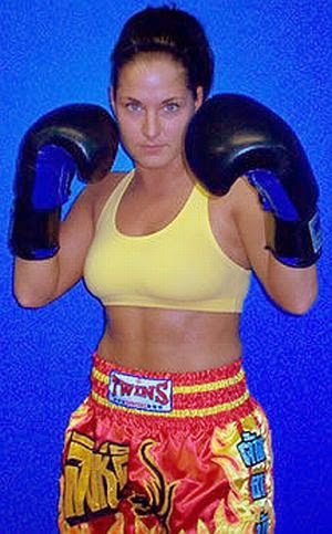 Liz Modaff - Women MMA Fighters