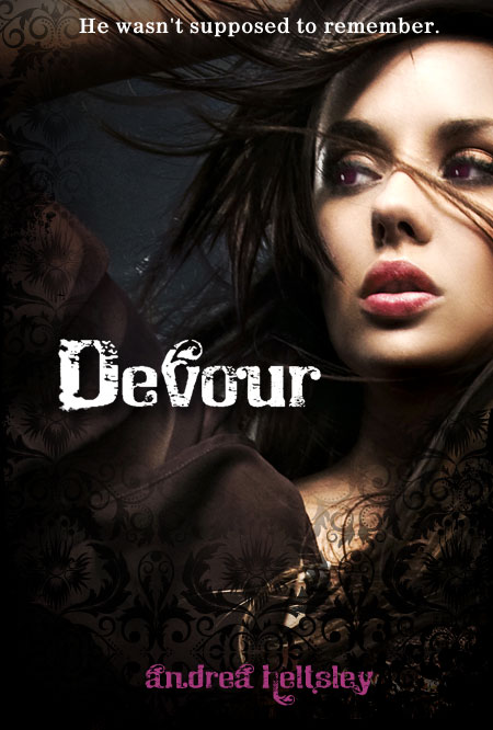 RELEASE DAY GIVEAWAY: Devour by Andrea Heltsley