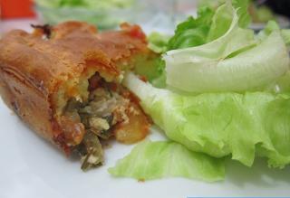 Torta fácil de sardinha