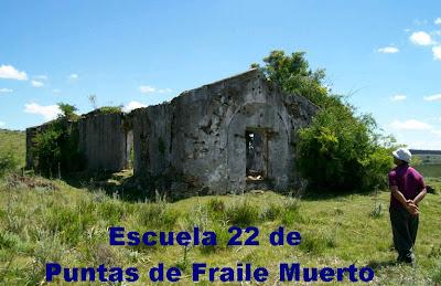 Escuela 22 de Puntas de Fraile Muerto