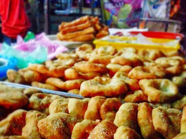 You Tiao @ Ayer Itam Market, Penang