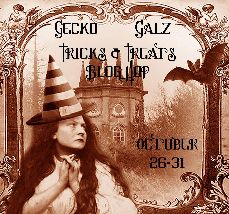 Halloween Blog Hop!!