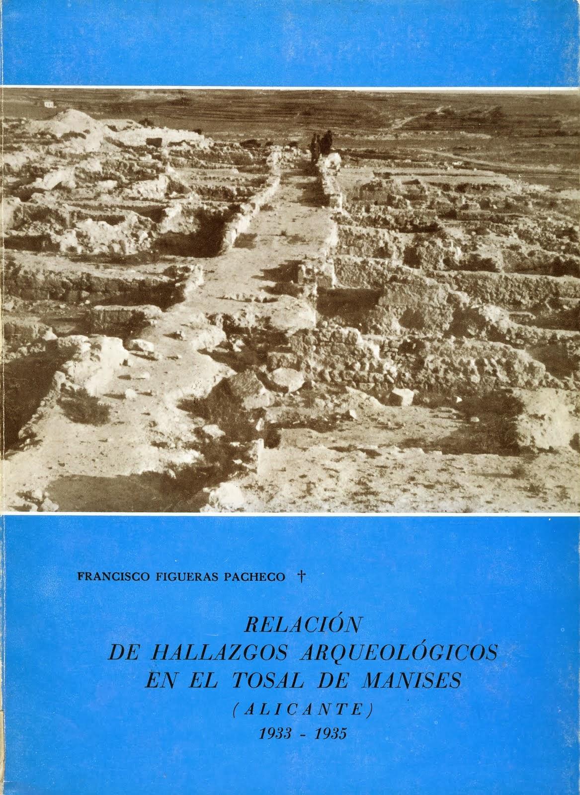 Relación de hallazgos arqueologicos