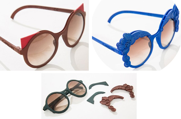 Farm acessórios femininos de verão 2016 óculos de sol customizáveis