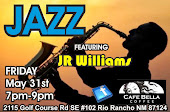 Live Jazz Night!