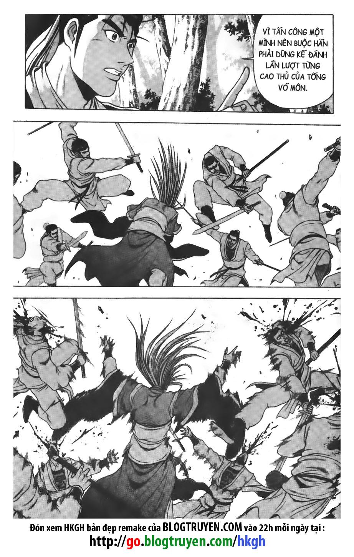Hiệp Khách Giang Hồ chap 196 page 4 - IZTruyenTranh.com
