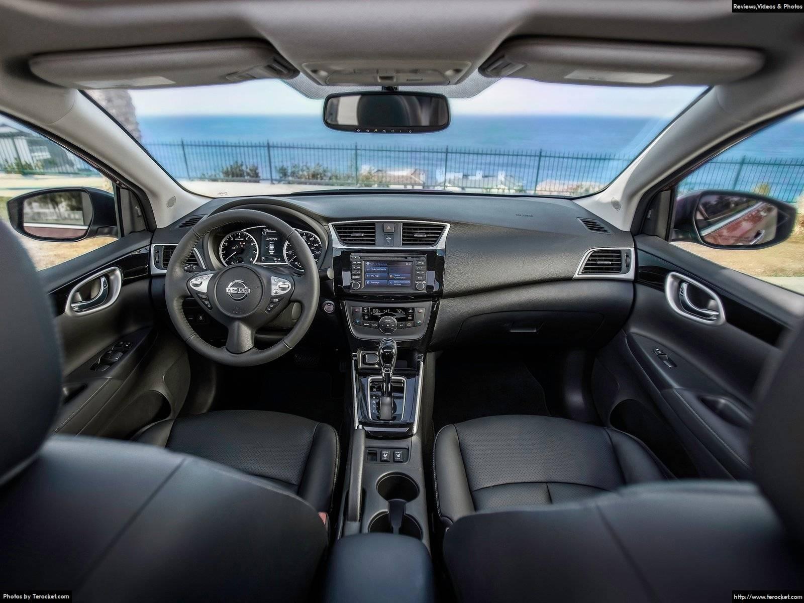 Hình ảnh xe ô tô Nissan Sentra 2016 & nội ngoại thất