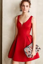 dicas de vestidos curto vermelho - fotos e modelos