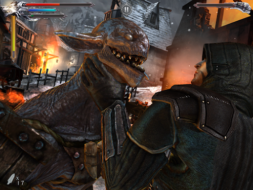 Joe Dever's Lone Wolf v2.0 APK+DATA Android
