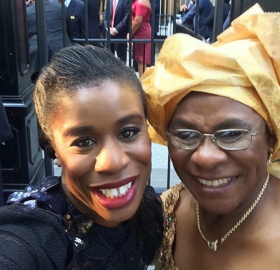 uzo aduba nigerian mother