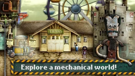 Machineers v1.0 Apk Obb Android