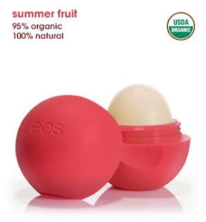 EOS: Evolution of Smooth, les fameux baumes à lèvres...