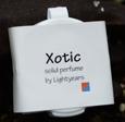 Xotic solid perfume