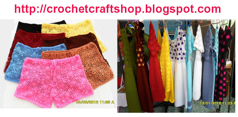 crochet craft shop