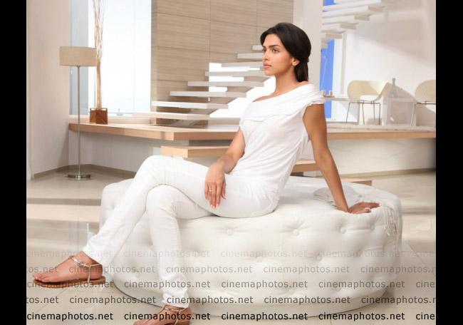 celebrity Gossip: Deepika Padukone In White Skirt