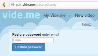 http://pas.vide.me/pas/restore/
