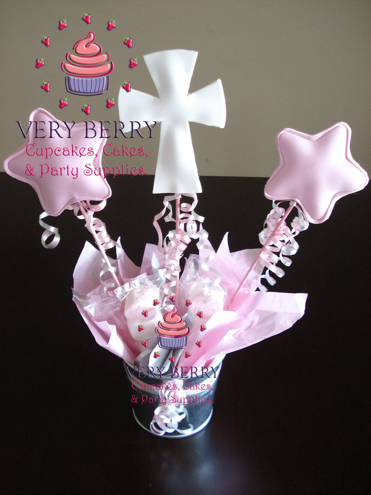 Christening centerpieces cake ideas and designs - Simple baptism centerpieces ...