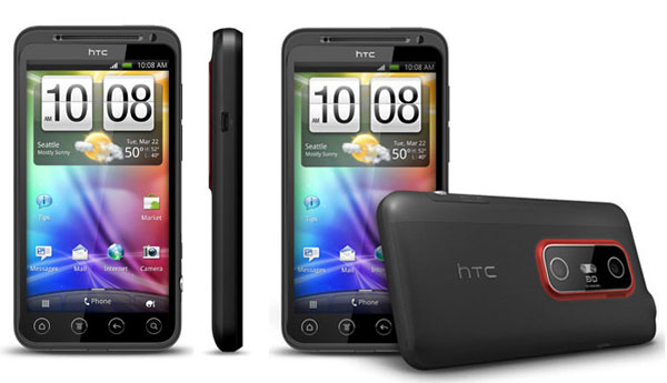 HTC EVO 3D PG86100 Full Phone Specifications,Review & Price