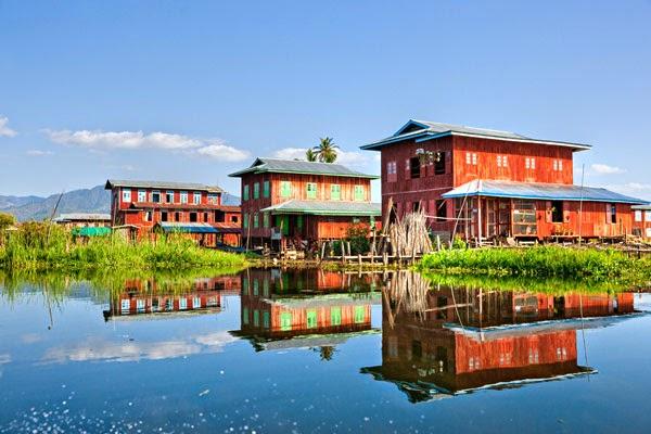 โรงแรมที่มีส่วนลดใน Myanmar