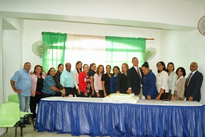Educación realiza compartir por mes de la amistad en SFM