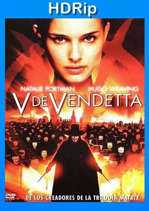 V de Vendetta (2006) [HDRip]