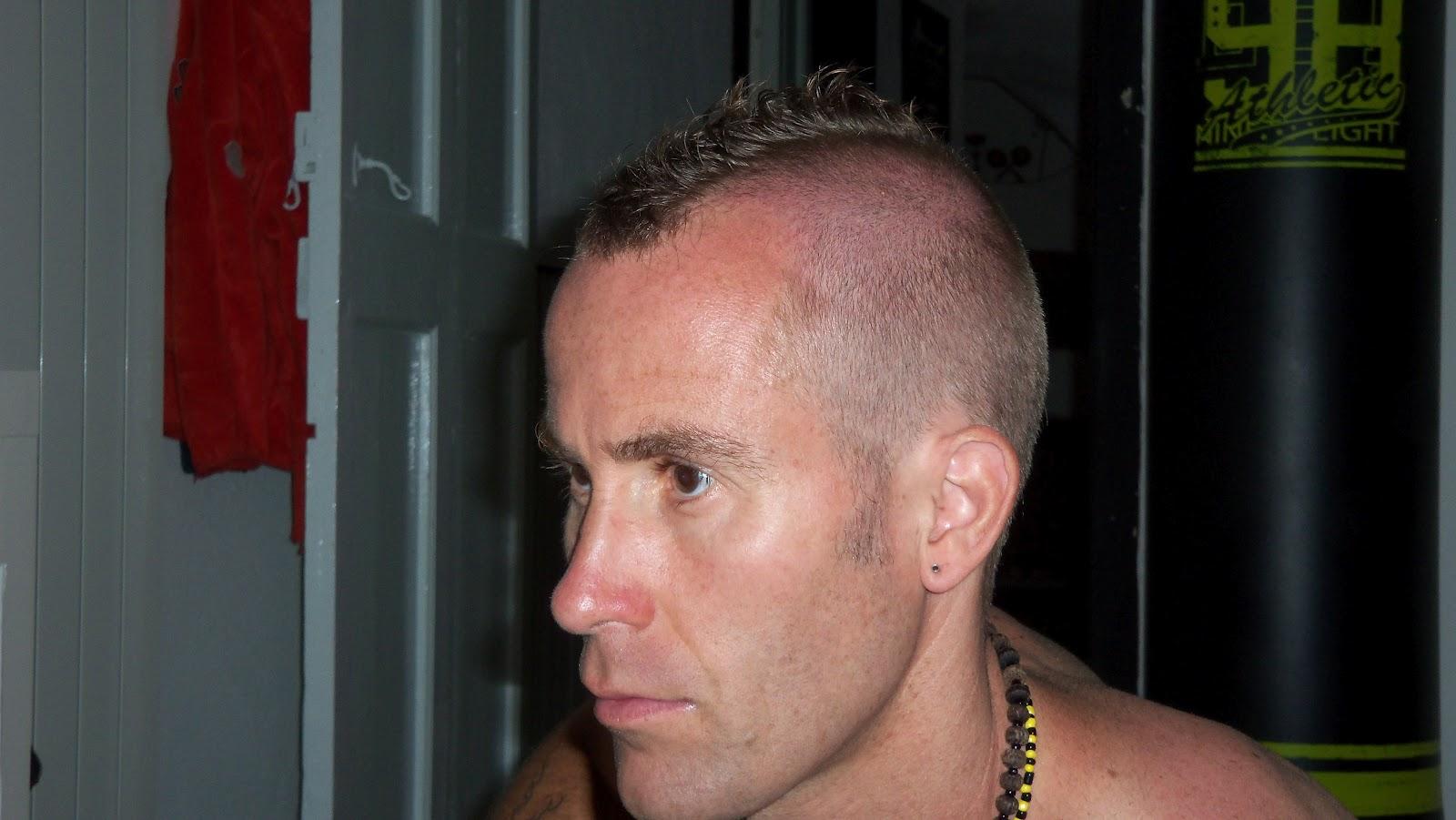 capelli uomo 3 cm