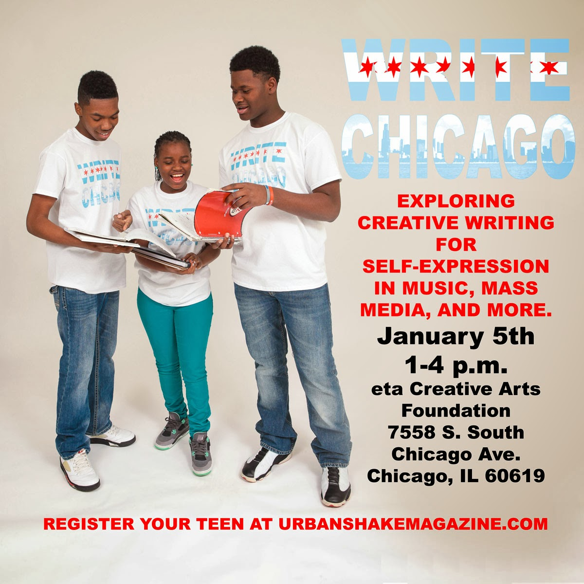 writing workshops chicago Creative writing workshops  new jersey, dc metro, los angeles metro, chicago  poems, plays, graphic novels, and essays written by writopia writers.