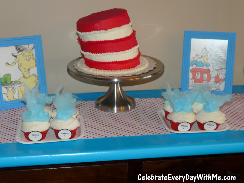Cat In The Hat Cake Pan Wilton