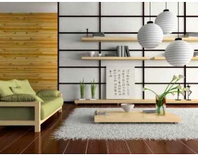 rumah jepang sederhana