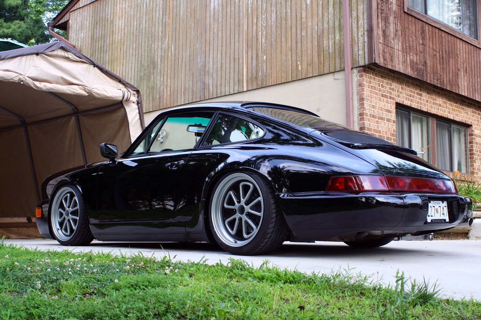 magnuswalker911 outlaw wheels first customer set installed. Black Bedroom Furniture Sets. Home Design Ideas
