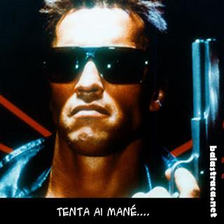 Arnold Schwarzenegger, exterminador do futuro, nomes dificeis