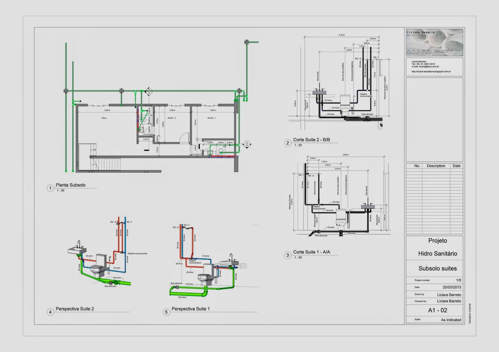 Liciara Barreto Projetos Arquitetônicos #3DB714 1600 1130