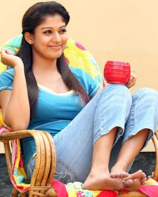 Latest Nayanthara Hot Stills