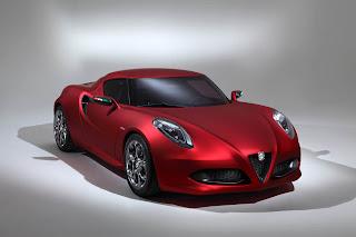 Alfa Romeo running ahead of schedule on 4C development