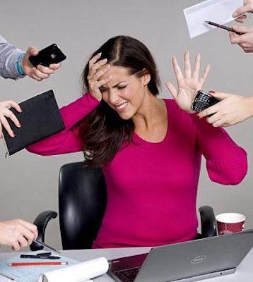 waspada bahaya stres saat hamil