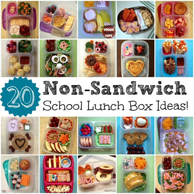Make your child's lunchbox exciting! Tasty and nutritious recipes for kids' school lunches on Essential Kids.