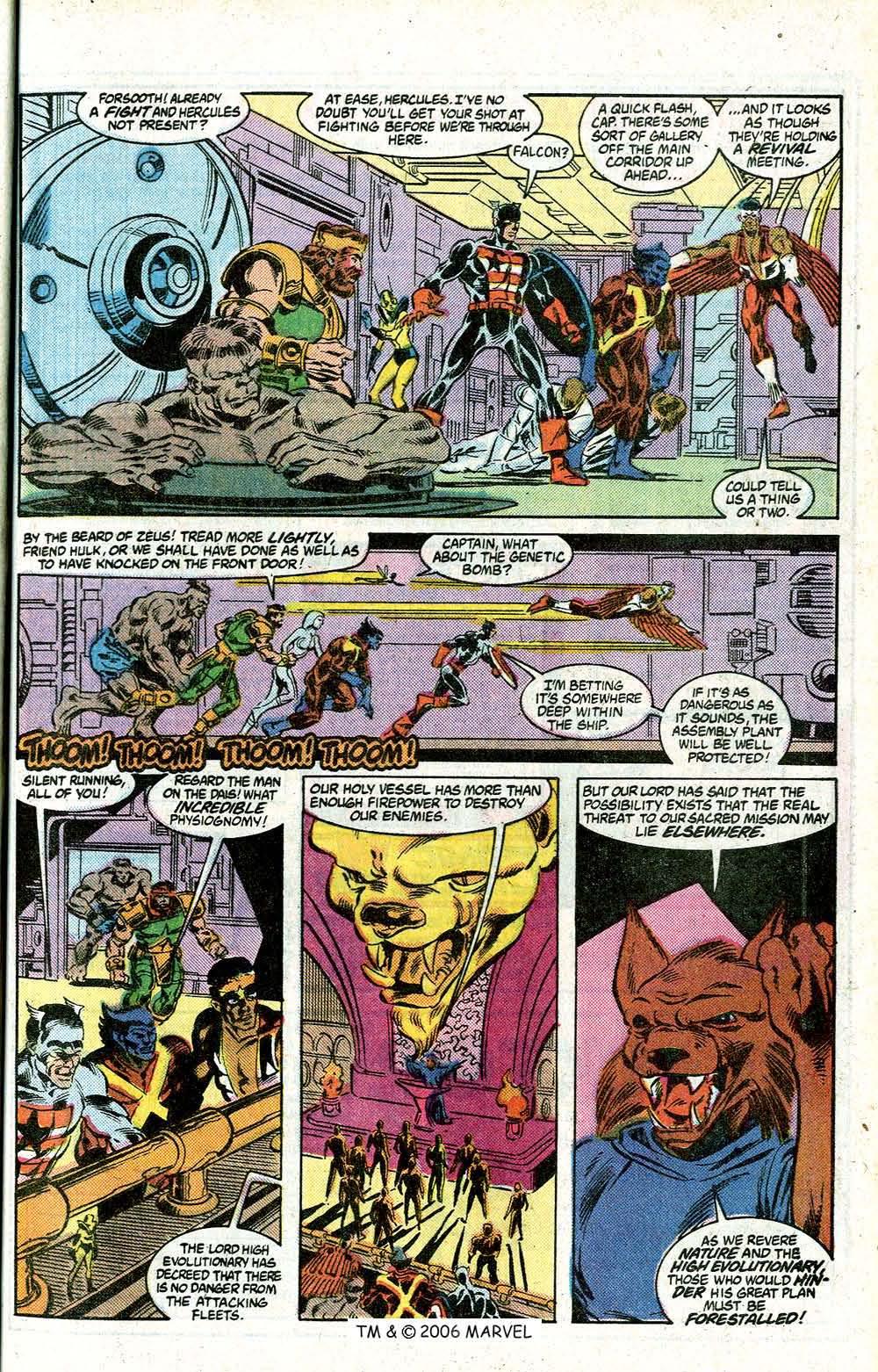 Captain America (1968) Issue #348c #280 - English 29