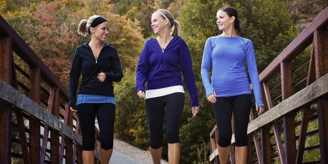 Mencegah Risiko Kanker Payudara dengan Berjalan Kaki