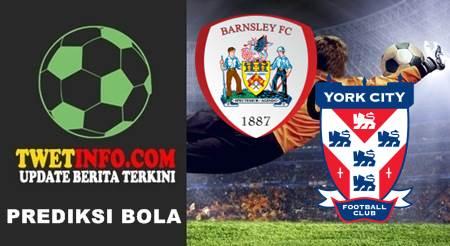 Prediksi Barnsley vs York City