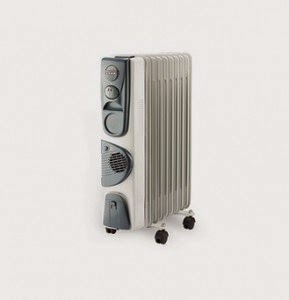 Snapdeal: Buy Usha Ofr 3211F- Ptc 11 Fins Oil Radiator With Fan Room Heater at Rs.7478