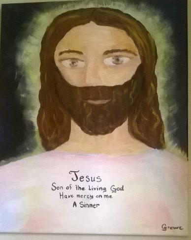Jesus Prayer of the Desert Monks