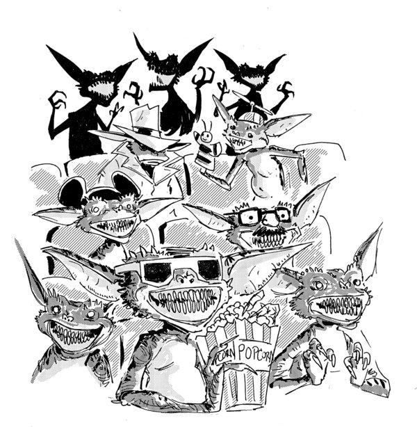 MTFS 09: Gremlins por Boatwright