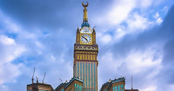 abraj al bait or makkah royal clock tower hotel. Black Bedroom Furniture Sets. Home Design Ideas